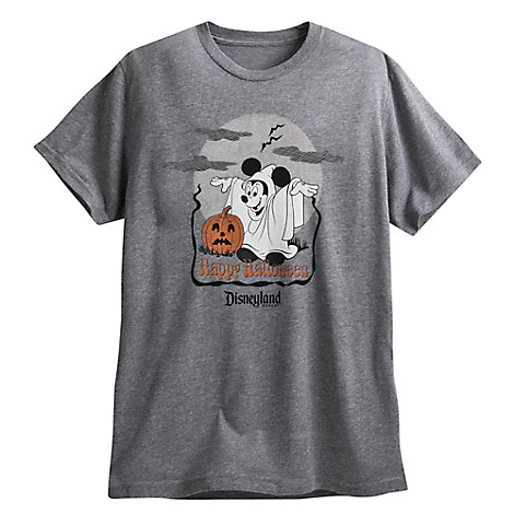 Mickey Mouse YesterEars Halloween T-Shirt for Adults - Disneyland - Limited Release