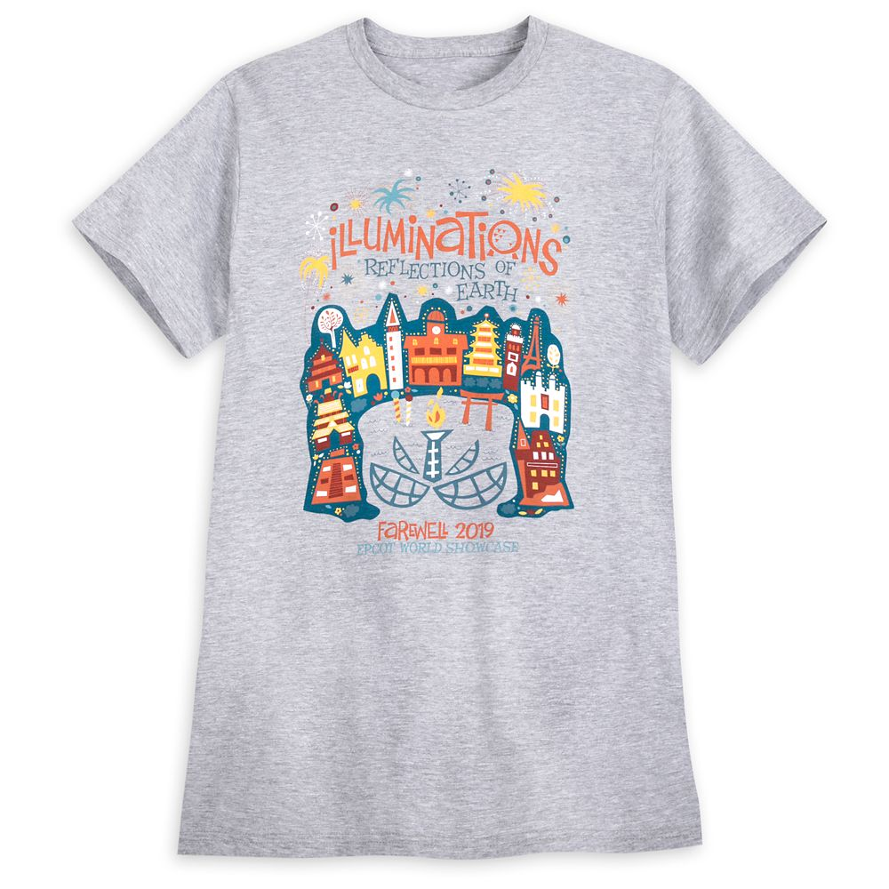 IllumiNations: Reflections of Earth Farewell T-Shirt for Adults