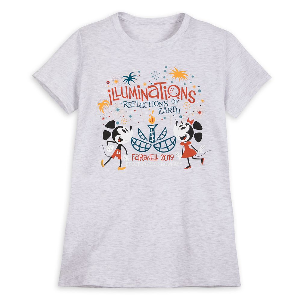 IllumiNations: Reflections of Earth Farewell T-Shirt for Women