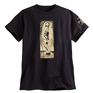 Sally Tee for Adults - Haunted Mansion Holiday - Limited Release