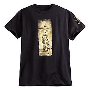 Lock, Shock, and Barrel Tee for Adults - Haunted Mansion Holiday - Limited Release