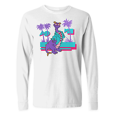 Figment Long Sleeve Tee for Adults - Epcot - Limited Release
