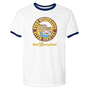 Fort Wilderness River Country Tee for Adults - Walt Disney World - Limited Release