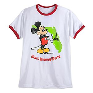 Mickey Mouse YesterEars Tee for Adults - Walt Disney World - Limited Release