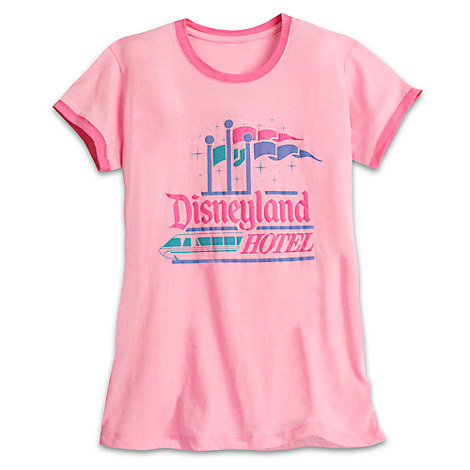 Disneyland Hotel YesterEars Tee for Women - Limited Release