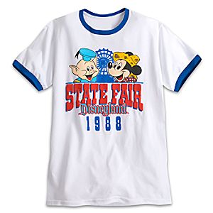 Disneyland State Fair YesterEars Tee for Adults - Limited Release
