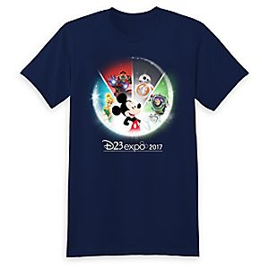 D23 Expo 2017 Pre-Arrival Tee for Adults - Limited Release