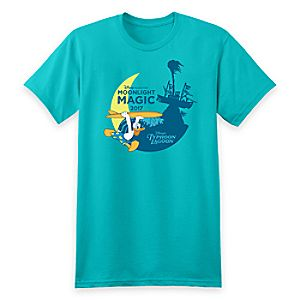 Typhoon Lagoon Moonlight Magic - Donald Duck Tee for Men - Limited Release