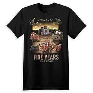 Mater's Junkyard Jamboree 5th Anniversary Limited Release Tee - Adults