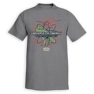 The Universe of Energy Farewell Tee for Adults - Epcot - Limited Release