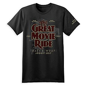 The Great Movie Ride Farewell Tee for Adults - Annual Passholders - Limited Release