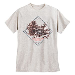 Adventureland Veranda YesterEars Retro T-Shirt for Adults - Limited Release