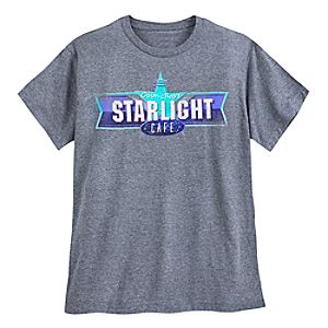 Starlight Cafe YesterEars T-Shirt for Adults