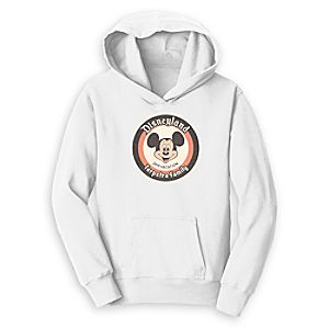 Mickey Mouse Family Vacation Pullover Hoodie for