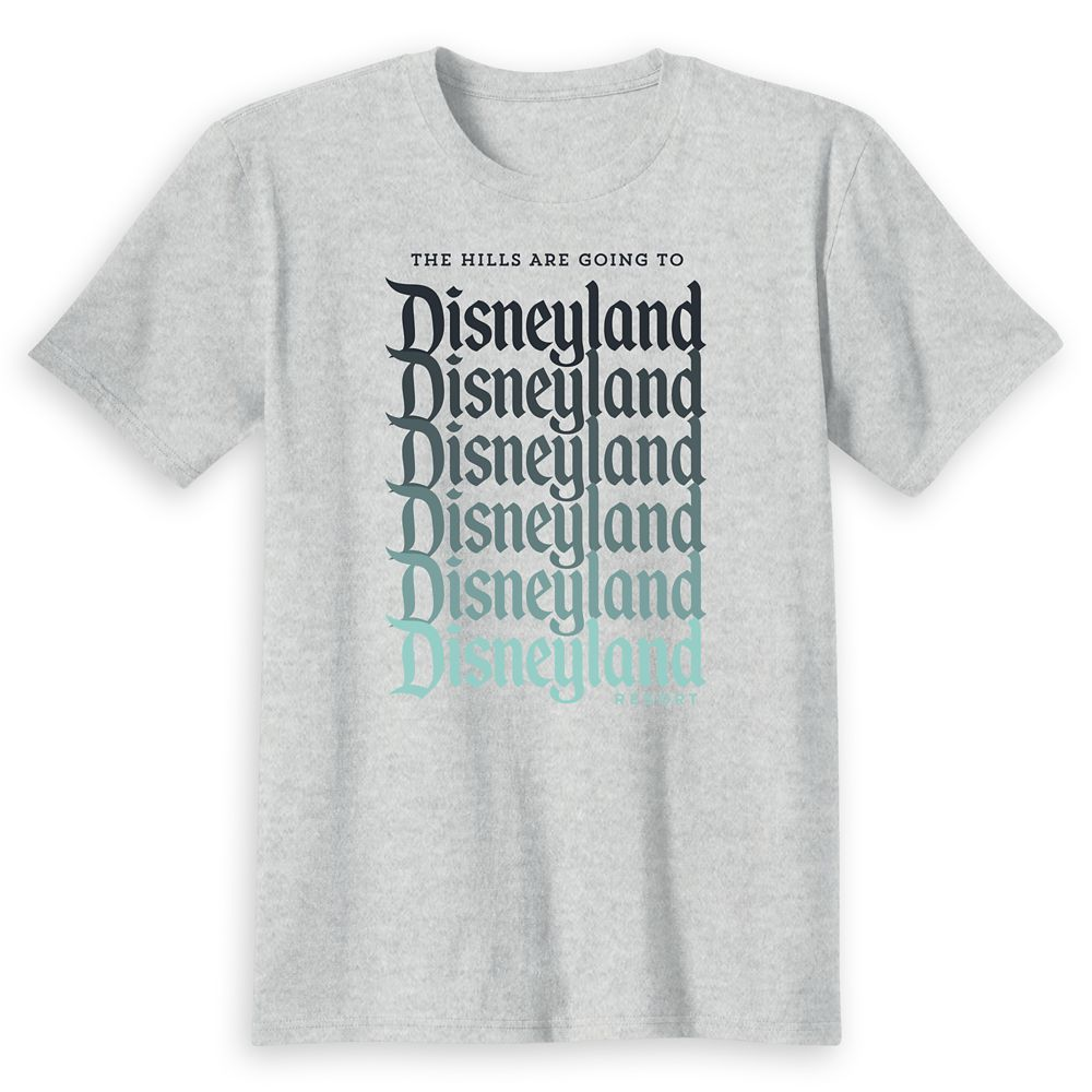 Kids' Disneyland Ombre Family Vacation T-Shirt  Customized