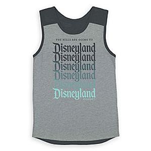 Kids' Disneyland Resort Heathered Tank Top -