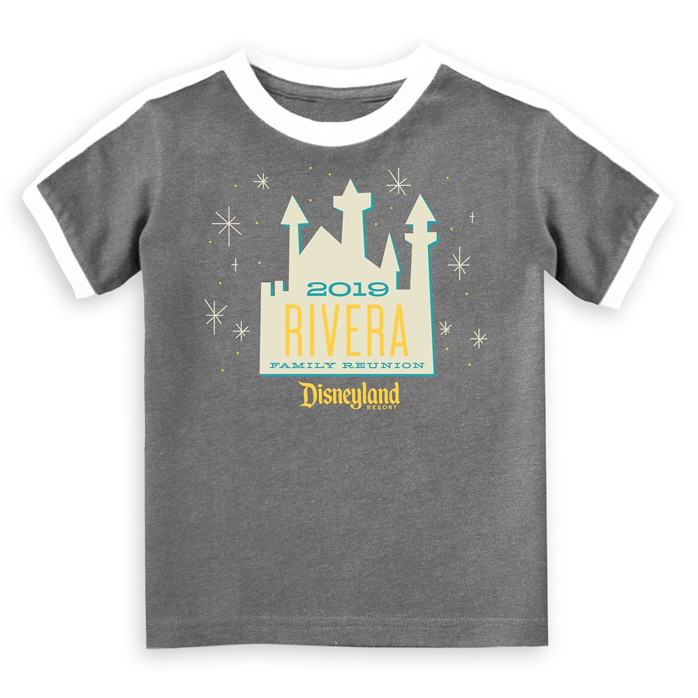 Kids' Disneyland Resort Family Reunion Soccer Shirt  Customized