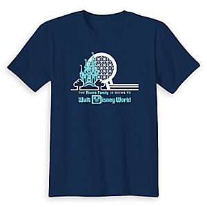 Kids' Magic Kingdom and Epcot T-Shirt -