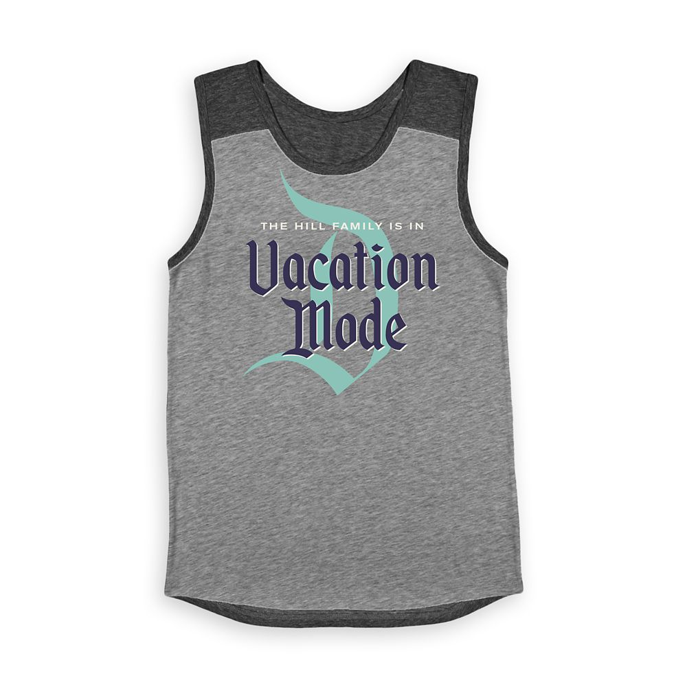 Kids' Disneyland Family Vacation Mode Tank Top  Customized