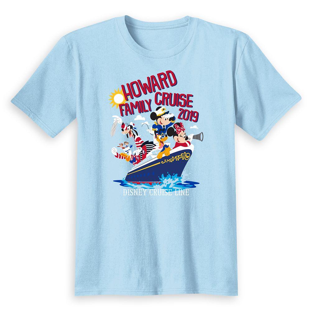 Kids' Disney Cruise Line Family Cruise 2019 T-Shirt – Customized
