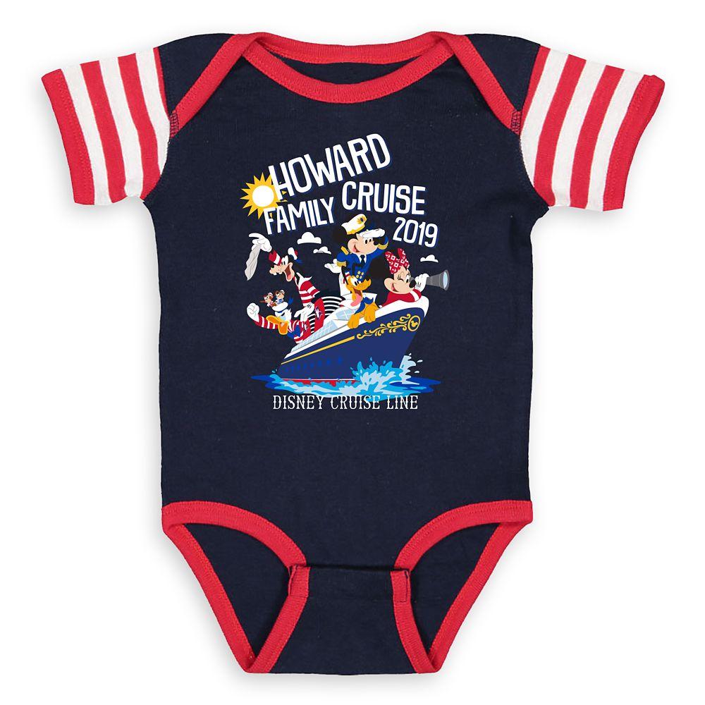 Infants' Disney Cruise Line Family Cruise 2019 Bodysuit – Customized