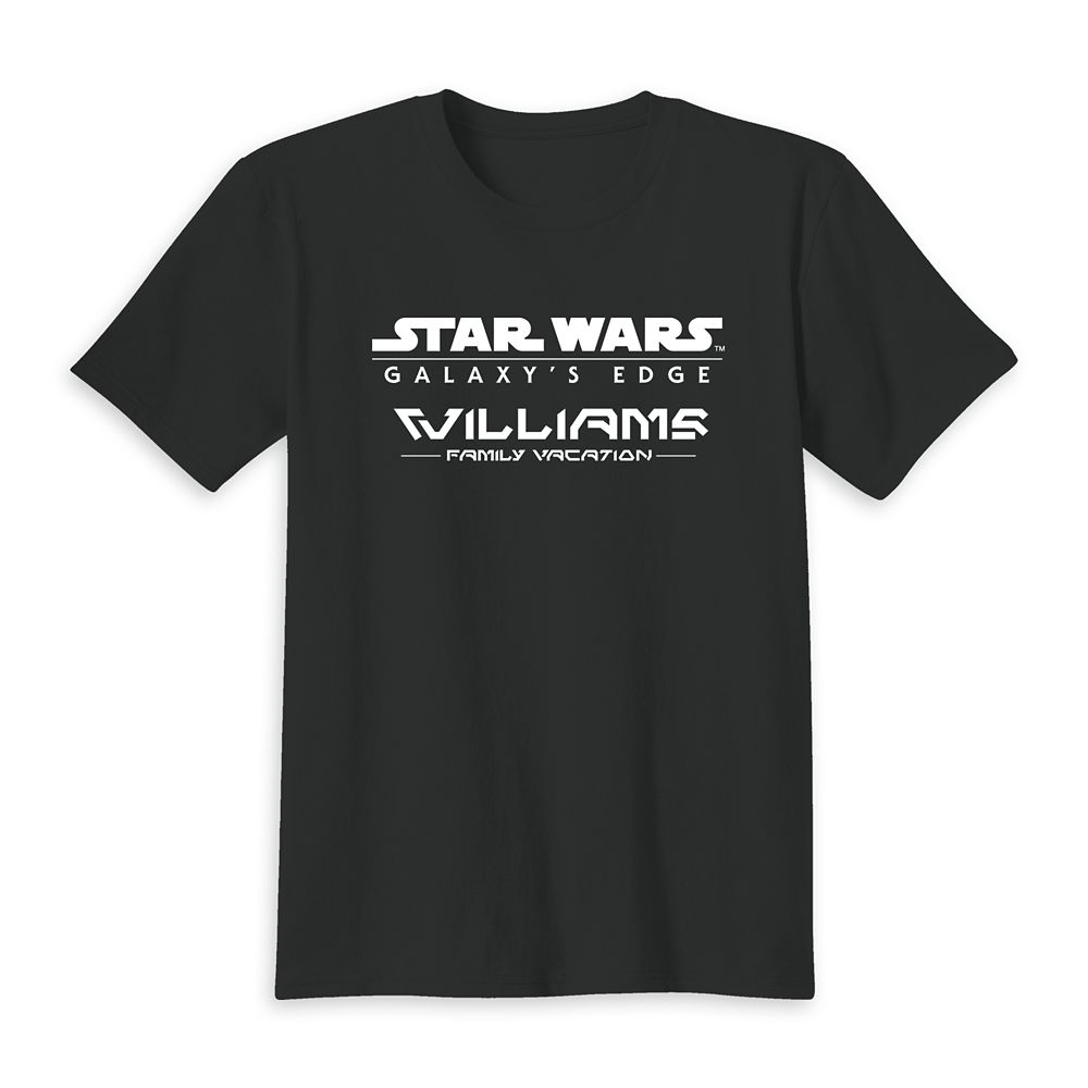 Youths' Star Wars: Galaxy's Edge T-Shirt – Customized