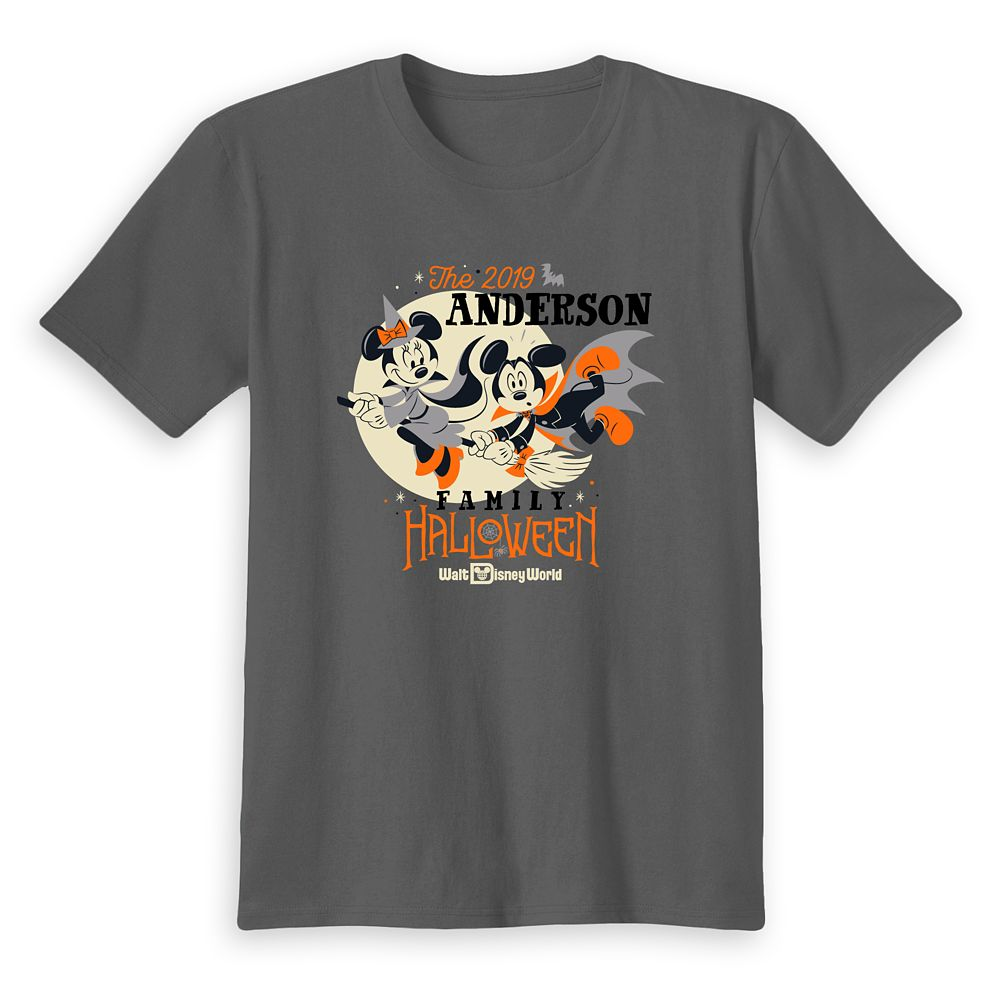 Kids' Walt Disney World Halloween T-Shirt – Customized