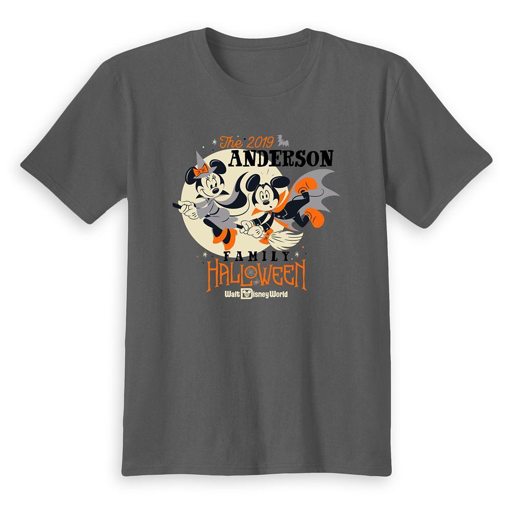 Walt Disney World Halloween T Shirts.Kids Walt Disney World Halloween T Shirt Customized