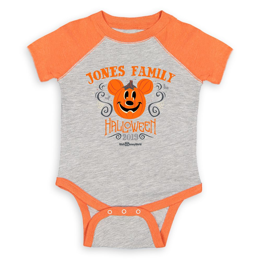 Infants' Walt Disney World Halloween Bodysuit – Customized