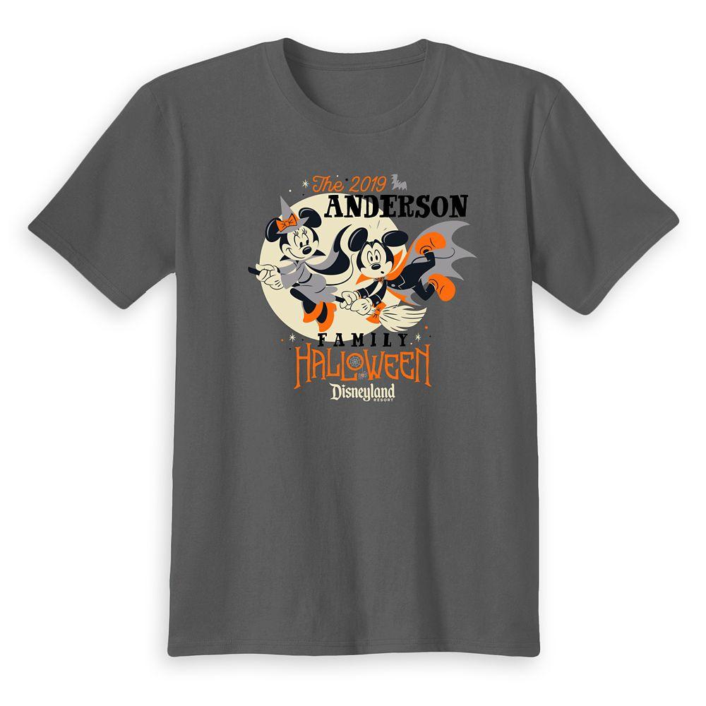 Kids' Disneyland Halloween T-Shirt – Customized