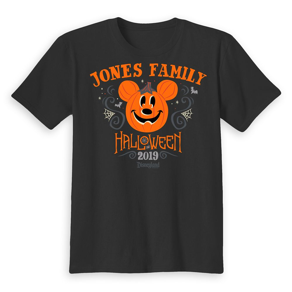 Kids' Disneyland Halloween T-Shirt – Customized