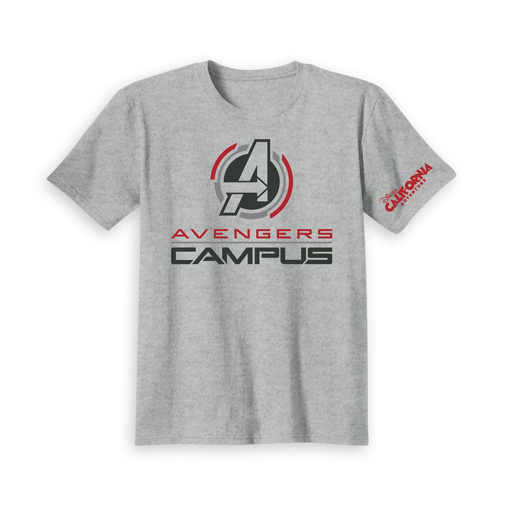 Avengers Campus T-Shirt for Kids  Disney California Adventure