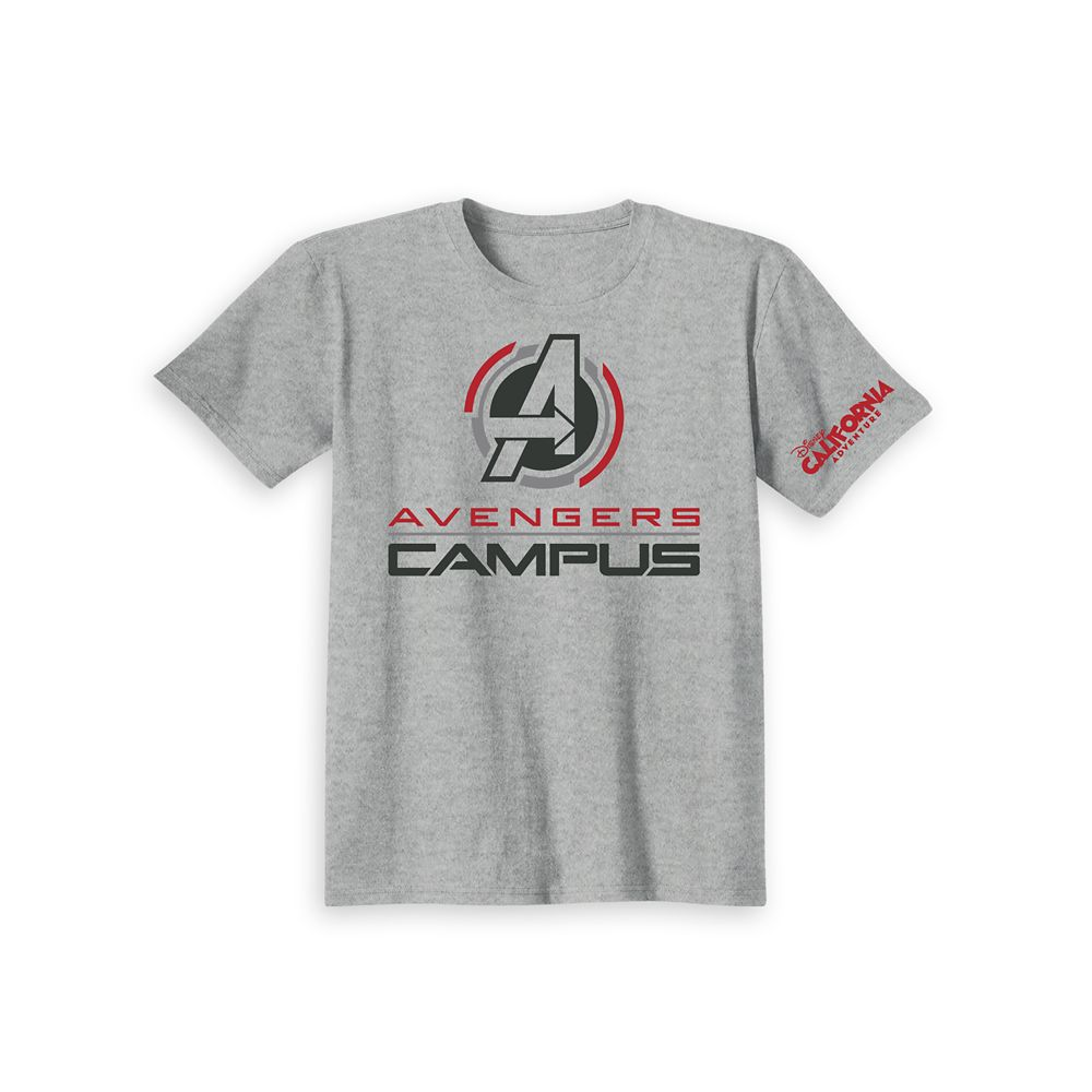 Avengers Campus T-Shirt for Toddlers  Disney California Adventure