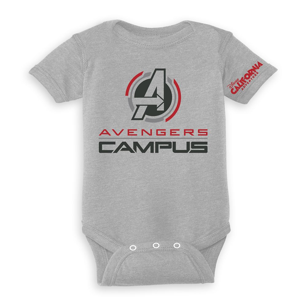 Avengers Campus Bodysuit for Baby – Disney California Adventure