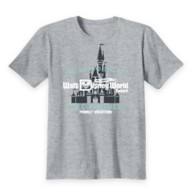 Kids' Walt Disney World Resort Family Vacation T-Shirt – Customized