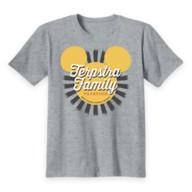 Kids' Walt Disney World Mickey Mouse Sunburst Family Vacation T-Shirt – Customized