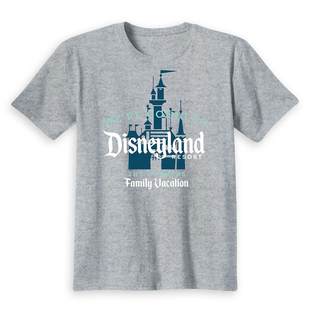 Kids' Disneyland Resort Family Vacation T-Shirt – Customized