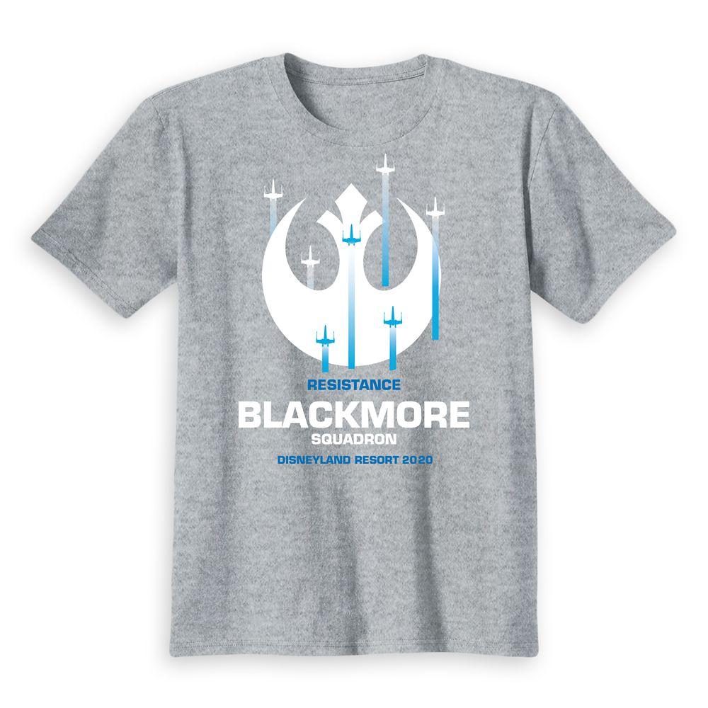 Kids' Disneyland 2020 Star Wars Resistance Squadron T-Shirt – Customized