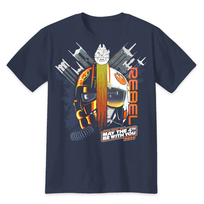 Star Wars Day ''May the 4th Be With You'' 2021 T-Shirt for Kids