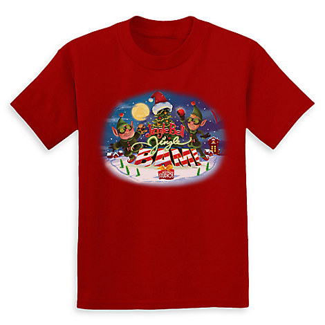 Prep and Landing Jingle BAM! Holiday Party Tee for Kids - Limited Release