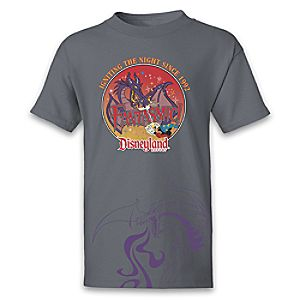 Fantasmic! 25th Anniversary Tee for Kids - Disneyland - Limited Release