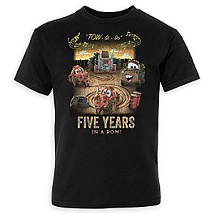 Mater's Junkyard Jamboree 5th Anniversary Limited Release Tee - Youth