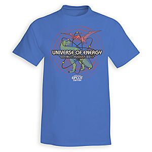 The Universe of Energy Farewell Tee for Kids - Epcot - Limited Release