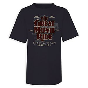 The Great Movie Ride Farewell Tee for Kids - Disney's Hollywood Studios - Limited Release