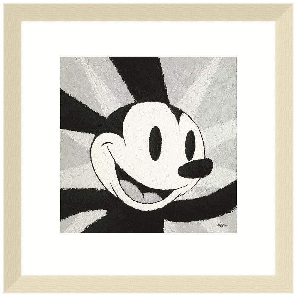 ''Oswald'' Giclée by Randy Noble