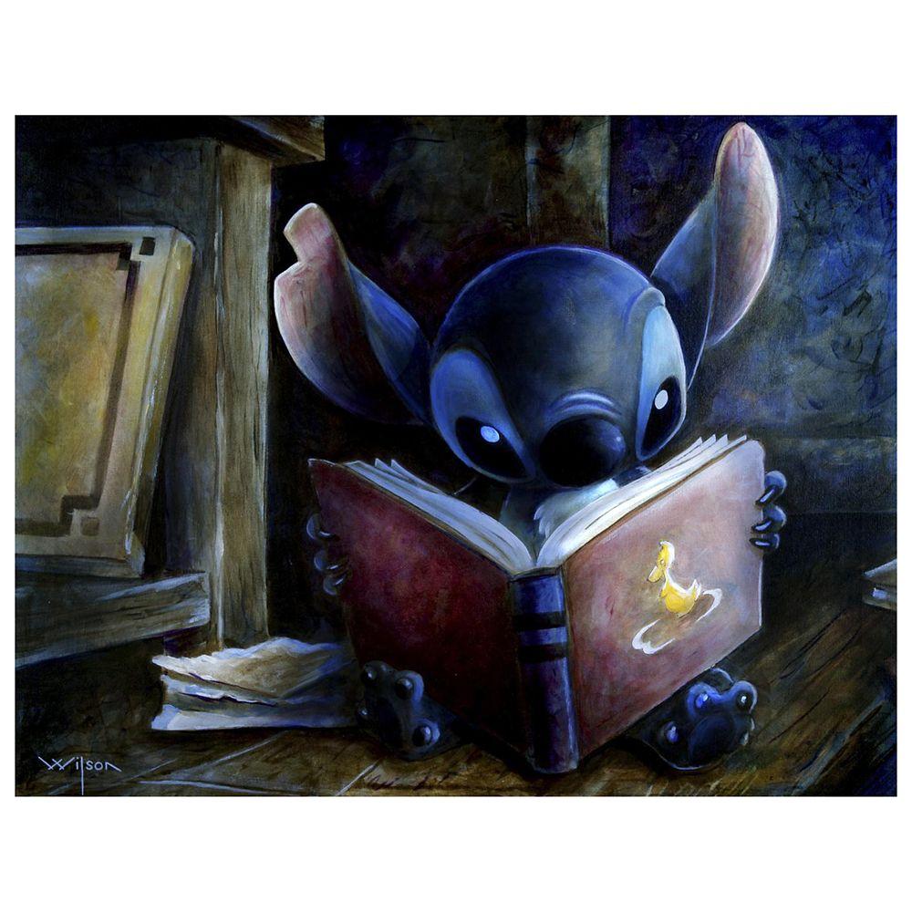 ''Stitch'' Giclée by Darren Wilson