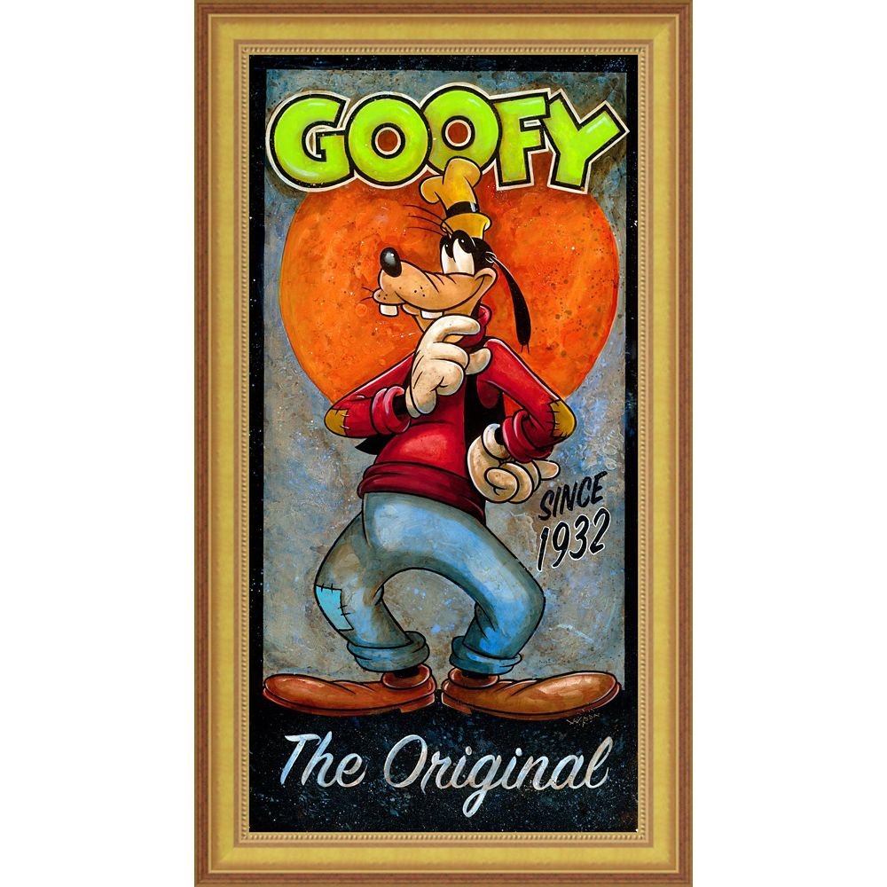 ''Goofy the Original'' Giclée by Darren Wilson