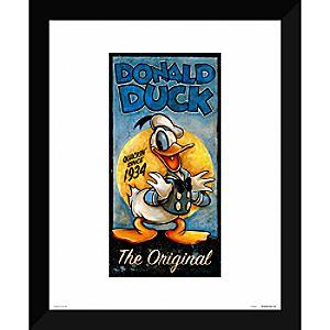 ''Donald Duck the Original'' Giclée by Darren Wilson