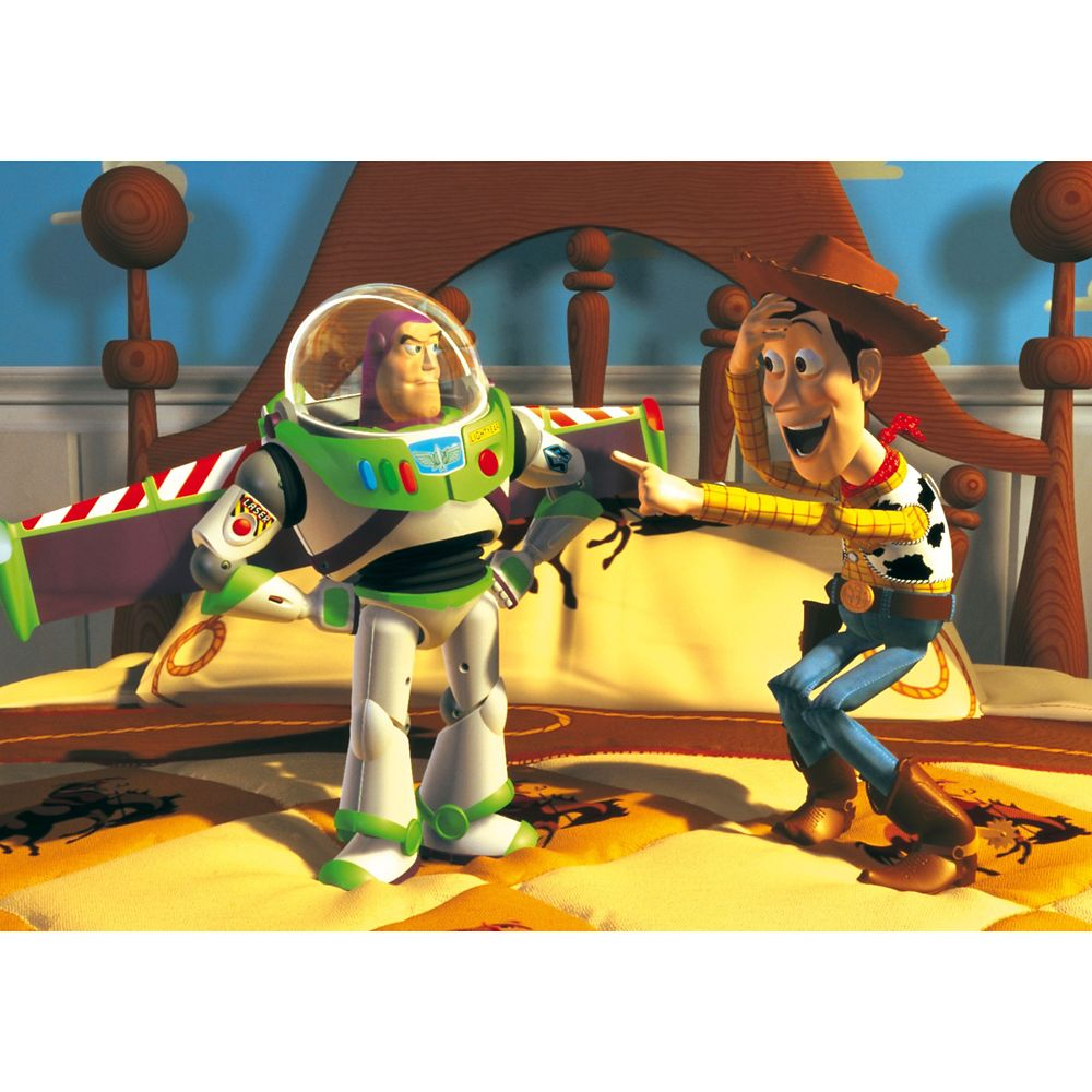Toy Story ''You're Not a Space Hero'' Giclée