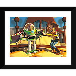 Toy Story ''You're Not a Space Hero'' Giclee
